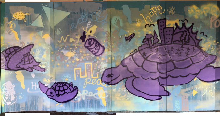 Student Mural